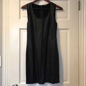 Women's leather dress- brand new